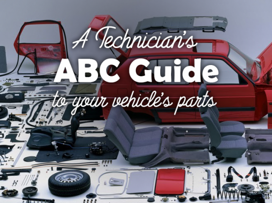 technician's guide to your vehicle parts
