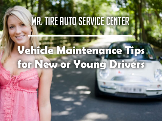 vehicle maintenance tips for young drivers